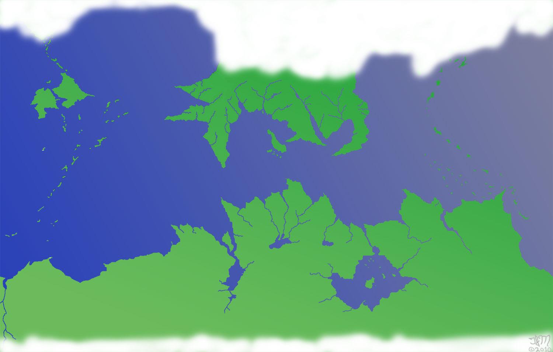 Pern Map